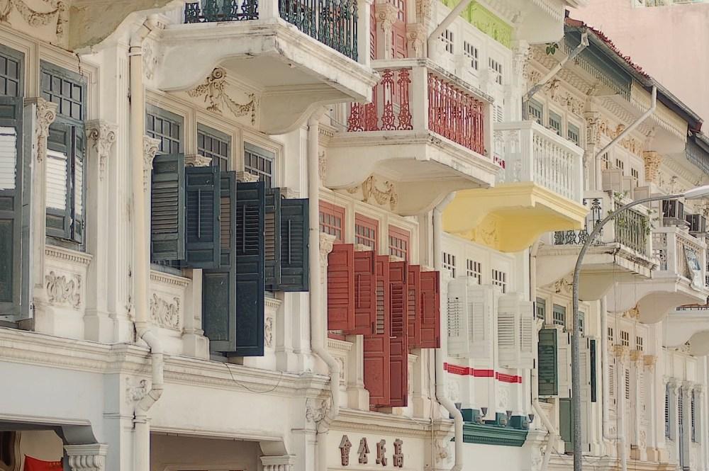 Peranakan Houses of Singapore (2/6)