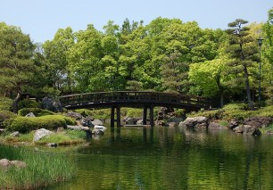 kusonoki-bashi bridge