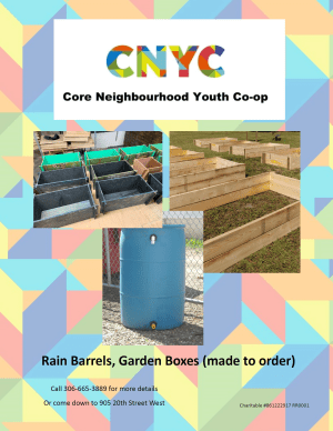 Core Neighbourhood Youth Co-op