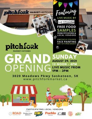 Pitchfork Market + Kitchen