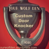 Custom Door Knocker