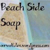 Beach Side Melt and Pour Soap