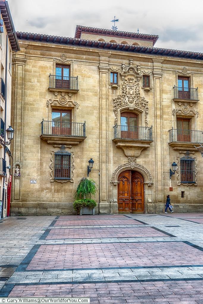 Museum of La Rioja, Logroño, Spain