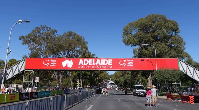 Adelaide Comes Alive: Santos Tour Down Under