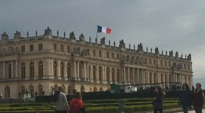 French Royalty and the Palace of Versailles