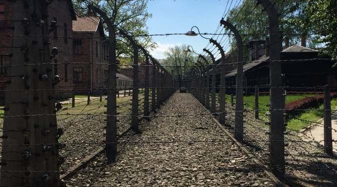 Never Forgetting Auschwitz and Birkenau, Oswiecim Poland