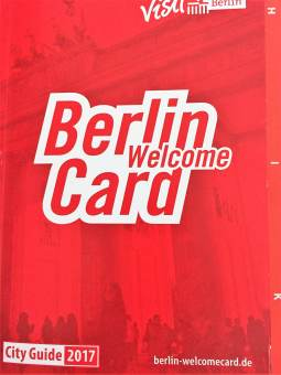 The Berlin Welcome Card covers transport and discounts to many major attractions, including the Berlin Zoo and Aquarium.