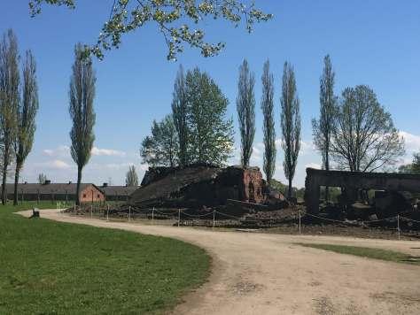 Auschwitz and Birkenau