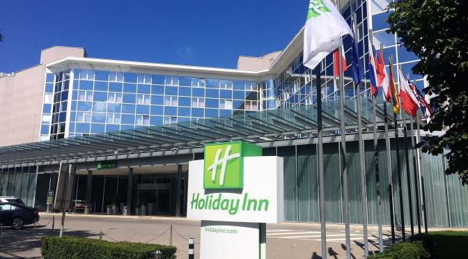 Heavenly stay at the Holiday Inn Brno