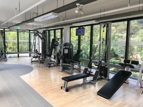 Sheraton Tirana Hotel's fitness centre