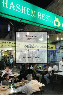 Where to Eat in Amman, Jordan?