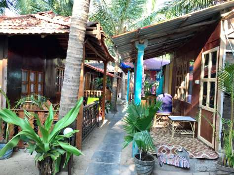 Where to eat on Patnem Beach | Where to stay in South Goa
