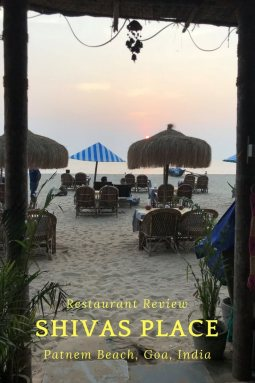 Where to Eat on Patnem Beach?