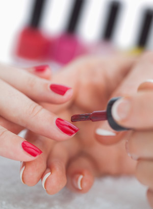 Nail Courses At Or From Home