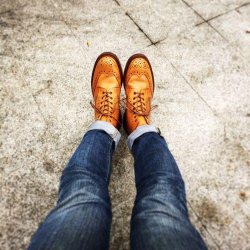 【香港で見つけたオシャレなもの】革靴といえばコレでしょ!「Tricker's」を買う。
