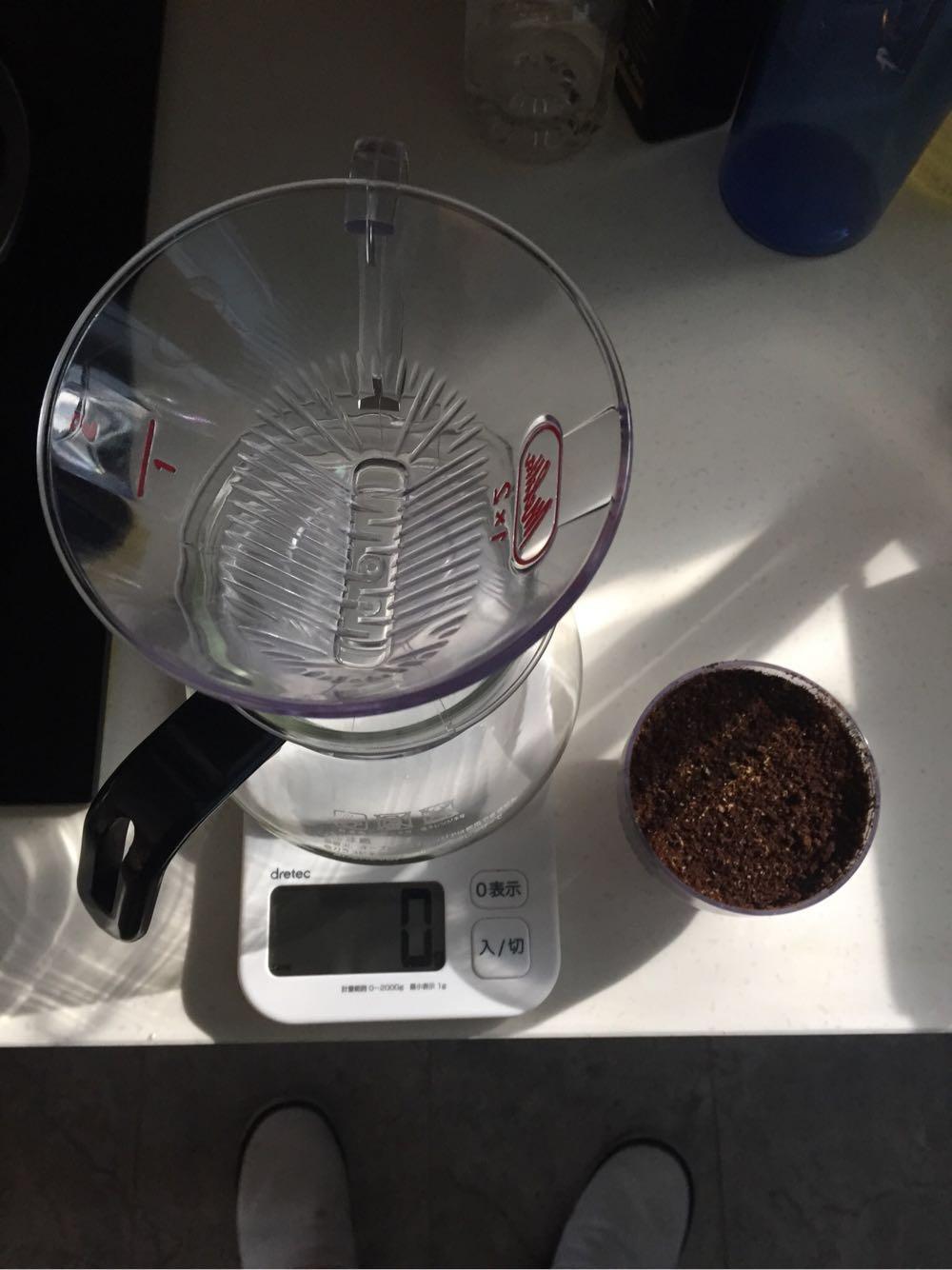 美味しいドリップコーヒーを家で作る②