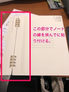 &NOTEの説明