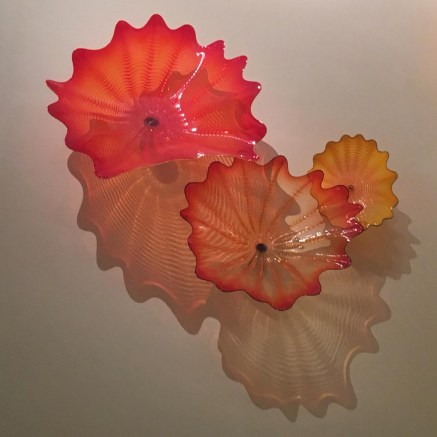 Chihuly Grand Stairwell