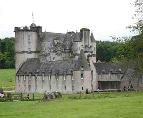 An Itinerary For: The Aberdeenshire Castle Trail – Day Two