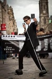 Edinburgh Fringe Street Performers