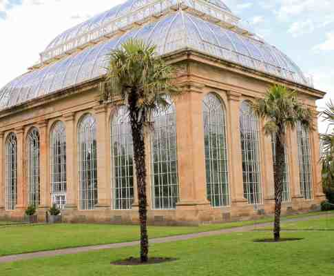 Edinburgh Royal Botanic Gardens