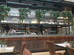 The Refectory York bar