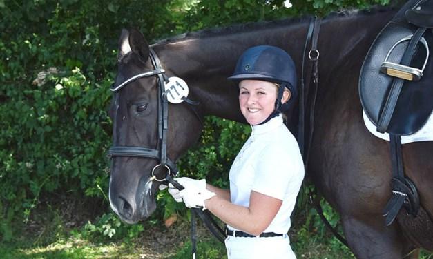 Jo Price's starts 'Socks' competition career