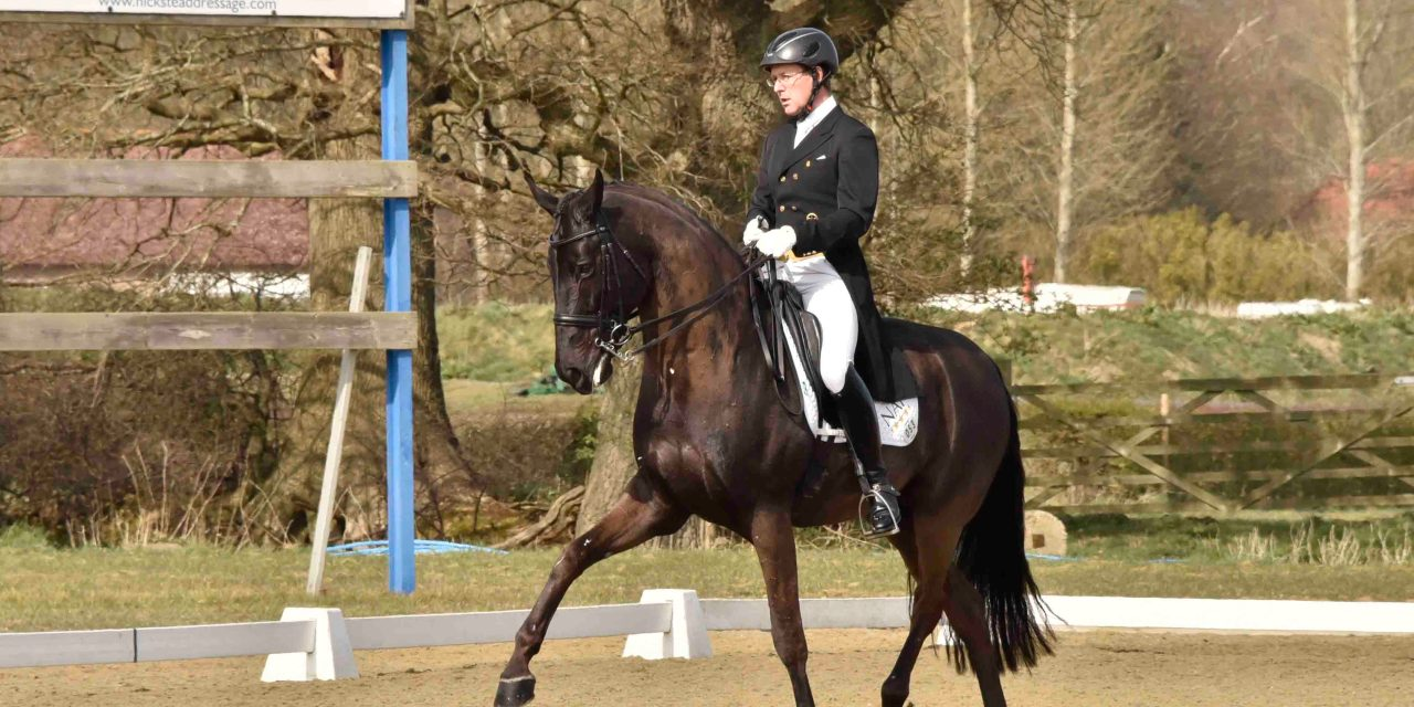 It's Hickstead, it must be Spring!
