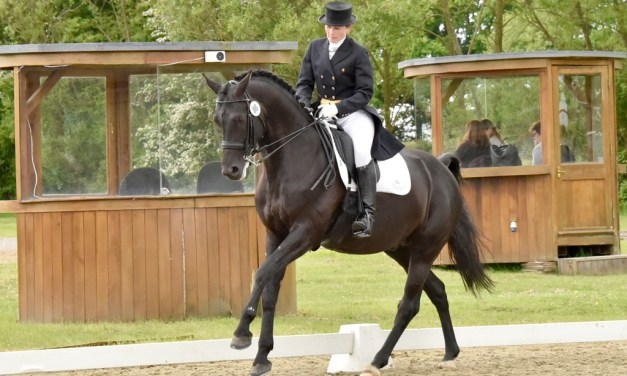 Back story: Caroline Sparks dressage trainer and philosopher