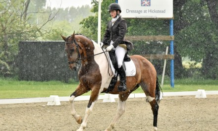 Dressage results: Hickstead, West Sussex, 18 May