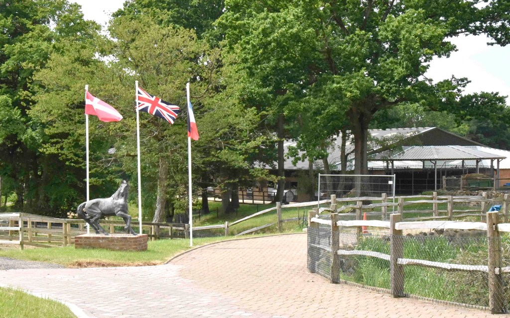 International riders establish five star dressage training yard in Sussex