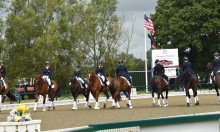 Complete five-day dressage results: Hickstead CDIO3* & Nations Cup, 26-30 July
