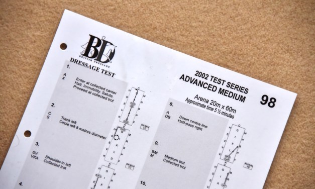 Test 98 analysed — the ultimate advanced medium work-out
