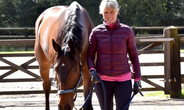 Who is dressage trainer and rider Zoe Sopp?