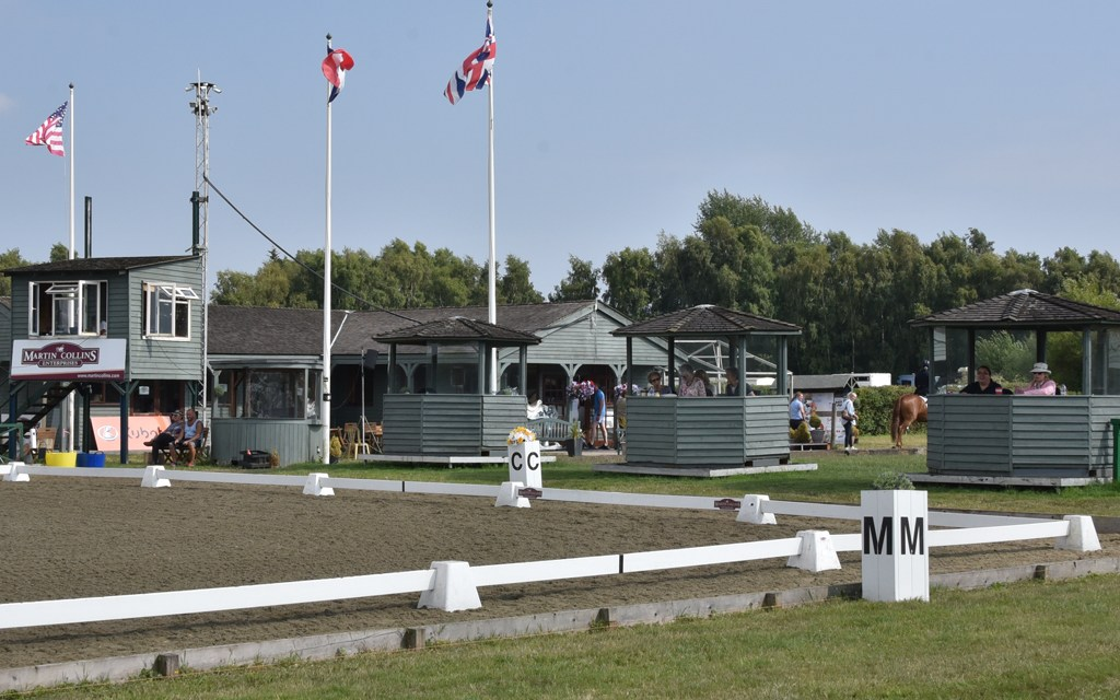 Dressage results: Hickstead, West Sussex, 11 August