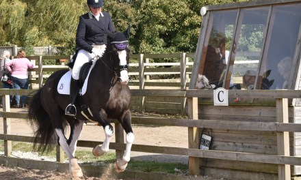 Dressage results: Blue Barn, Kent, 25 August