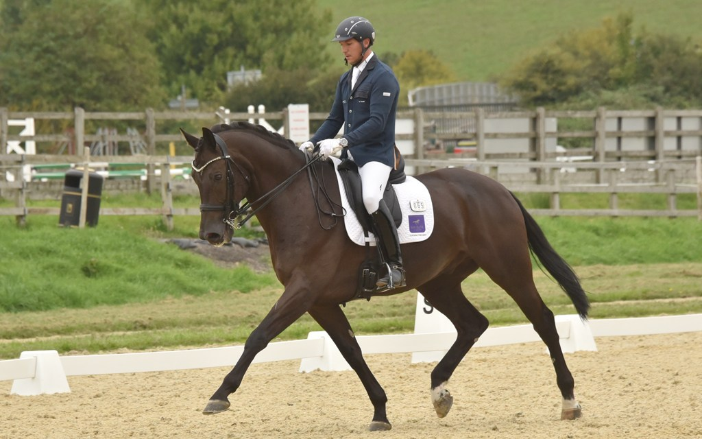 Dressage results: Brendon Stud, West Sussex, 5 October