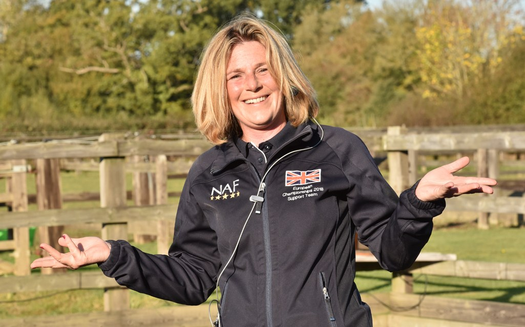 Burnish your test riding skills with Leanne Wall