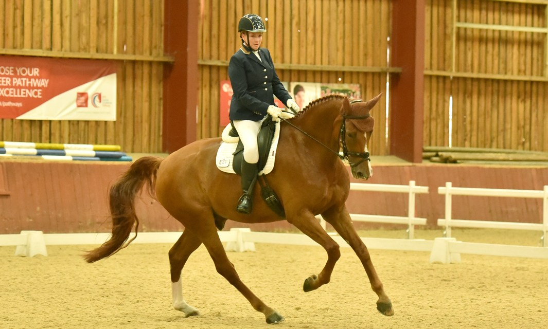 Dressage results: Blue Barn, Kent, 23 January