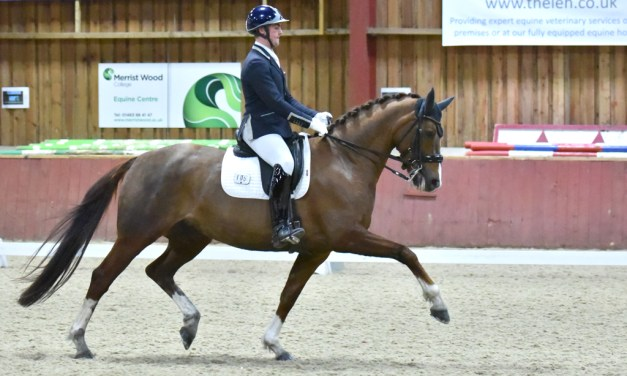 Dressage results: Merrist Wood, Surrey, 10 February
