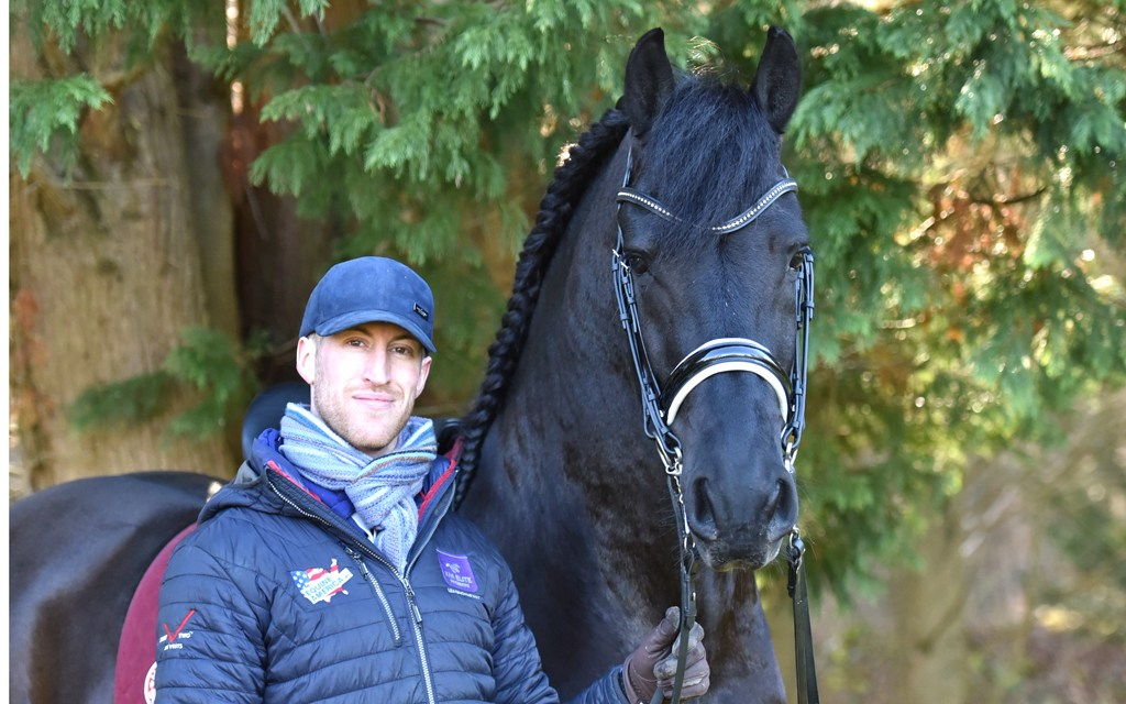 Building an unqualified success in dressage — 3