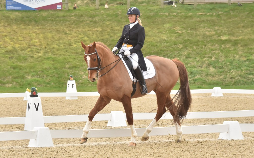 Dressage results: Brendon Stud, West Sussex, 15 March