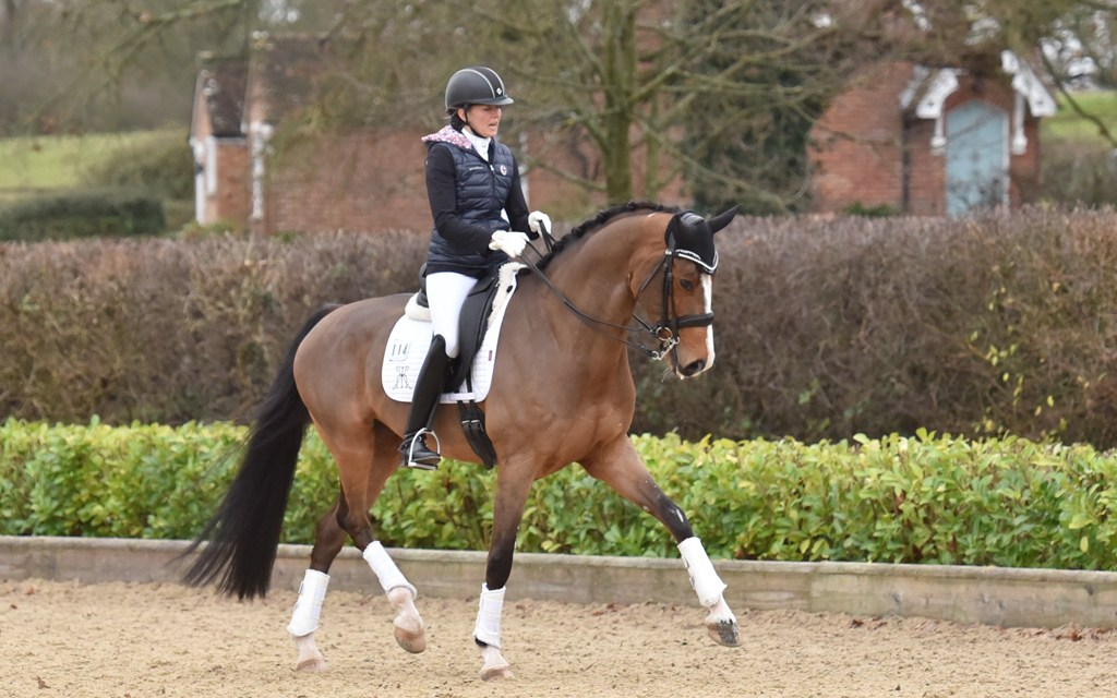Dressage results: Brendon Stud, West Sussex, 5 April 2019