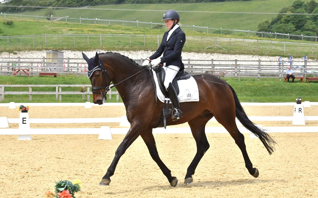 Dressage results: Petley Wood, East Sussex, 23 May 2019