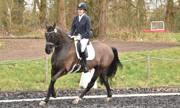 Dressage results: Pachesham, Surrey, 19 May 2019