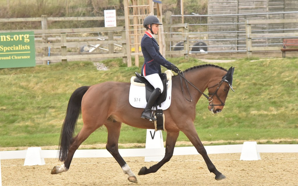 Dressage results: Oldencraig, Surrey, 17 May 2019