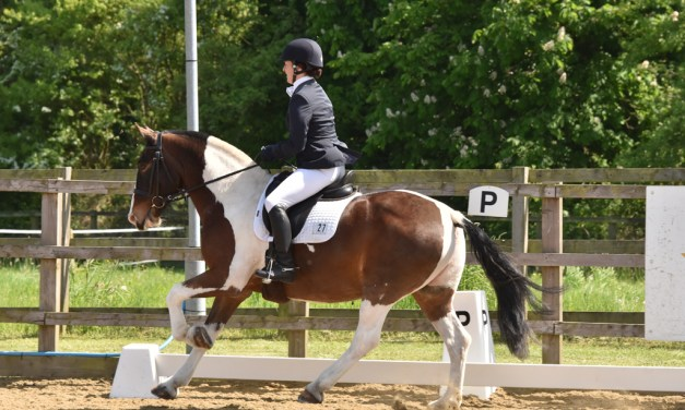 Dressage results: Parwood, Surrey, 6 June 2019