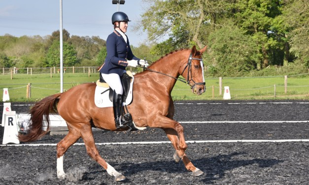 Dressage results: Blue Barn, Kent, 12 June 2019