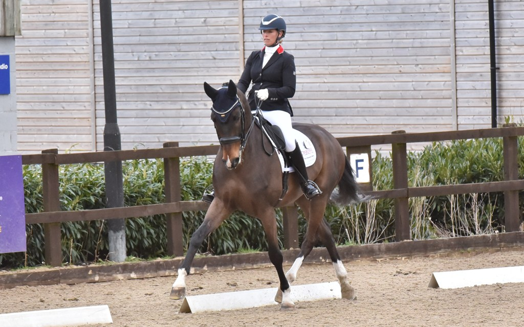 Dressage results: Sparsholt, Hants, 1 March 2020