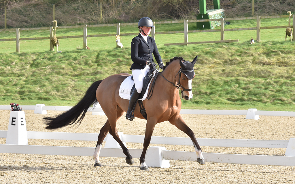 Dressage results: Brendon, West Sussex, 13 March 2020